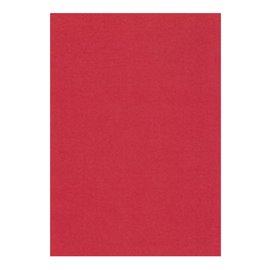 Pergamano paquet papier parchemin rouge noel 40357 Groovi 20 feuilles