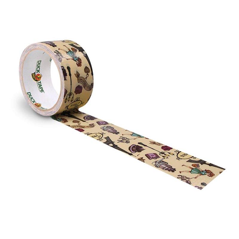 masking tape paris nostalgic ruban papier adh sif washi pas cher. Black Bedroom Furniture Sets. Home Design Ideas