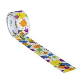 Masking tape large taches de peinture ruban papier adhésif washi