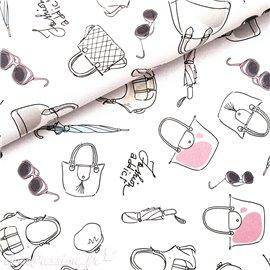 Papier motifs accessoires de mode