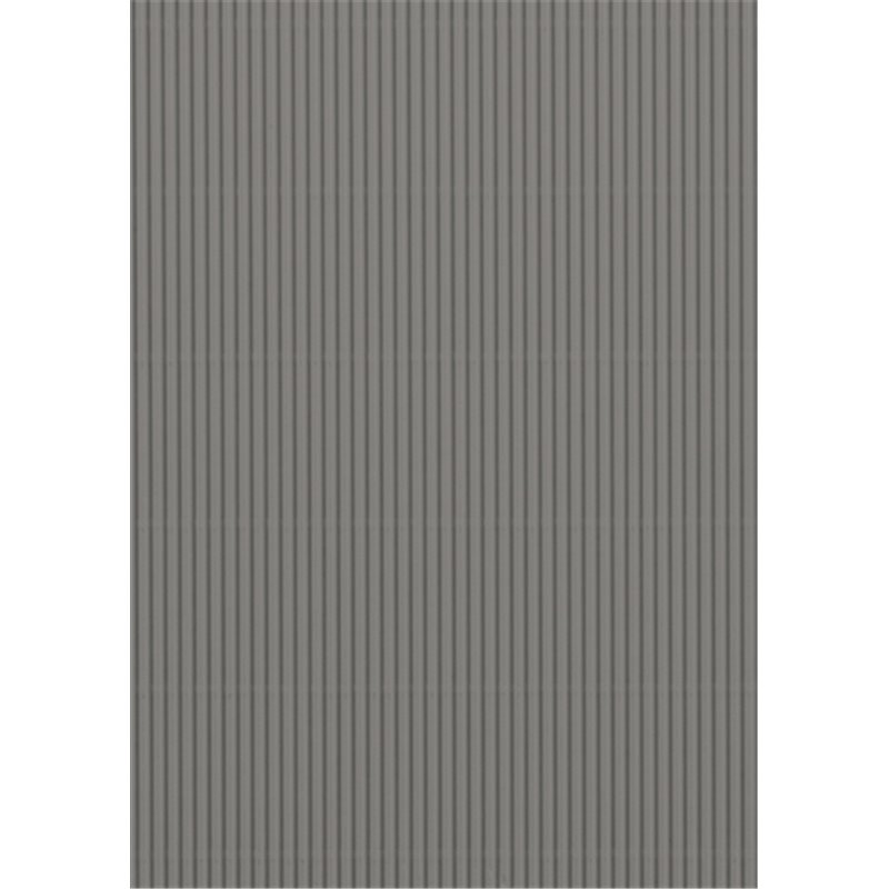 Carton ondul couleur papier ondul gris anthracite for Couleur gris anthracite