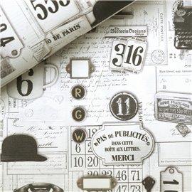 Papier italien motifs bureau