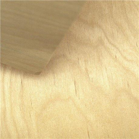 Papier matière bois clair veiné