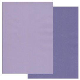 Papier parchemin Groovi assortiment 2 tons violet 40766 10 feuilles