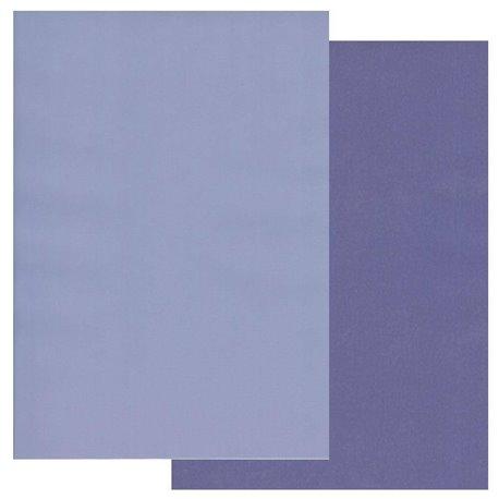 Papier parchemin Groovi assortiment 2 tons vrai violet 40778 10 feuilles