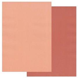 Papier parchemin Groovi assortiment 2 tons peche noix de muscade 40772 10 feuilles