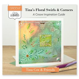 Livre Groovi inspiration Swirls and Corners de Tina Cox