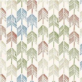 Papier tassotti à motifs noel motifs flèches
