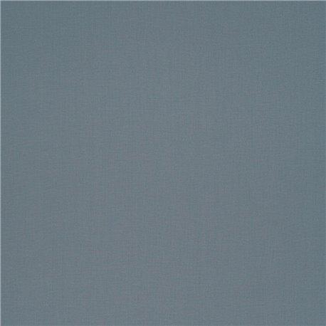 Simili imitation toile de lin bleu clair 51 x 66 cm