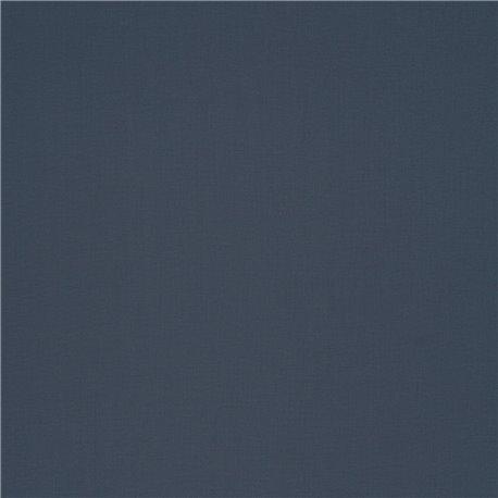 Simili imitation toile de lin bleu gris 102 x 66 cm