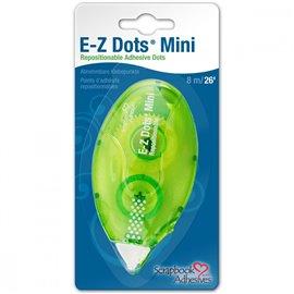 Adhésif roller repositionnable mini dots très fin 3L