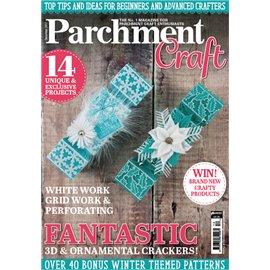 Parchment Craft magazine Pergamano décembre 2017