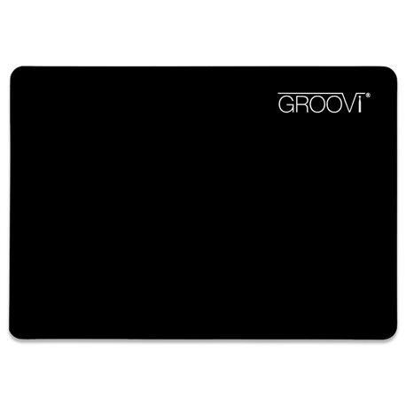 Groovi tapis embossage A4 noir 40194