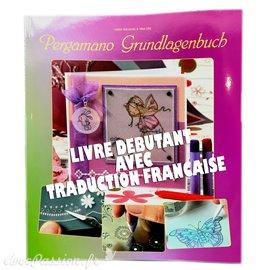 Livre Pergamano débutant Livre de base Linda Williams allemand + traduction
