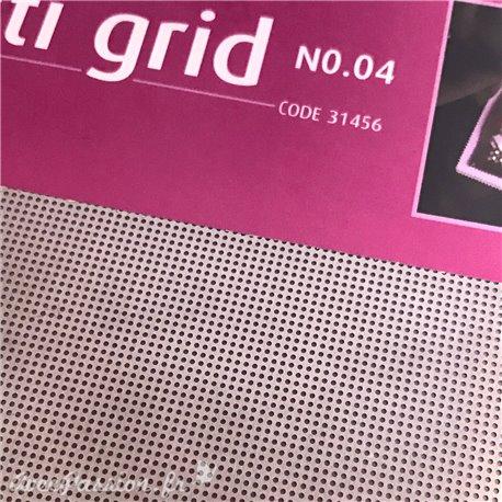Pergamano multi grille embossage ciselage 04 droite 31456