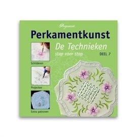 Livre Pergamano apprentissage les techniques 7