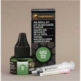 Encre Chameleon couleur dark sage GR2