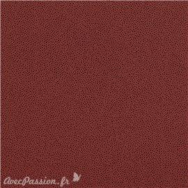 Papier simili cuir balacron velluto bordeaux 53x70cm