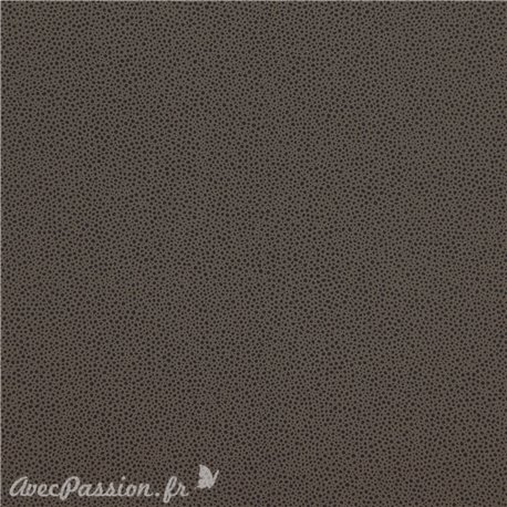 Papier simili cuir balacron velluto marron 53x70cm