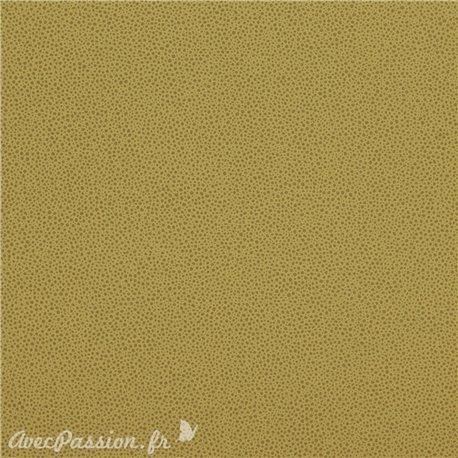 Papier simili cuir balacron velluto vert olive 53x70cm