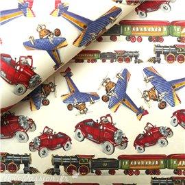 Papier tassotti à motifs jouets de garçons