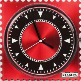 Montre Stamps cadran de montre code red urban