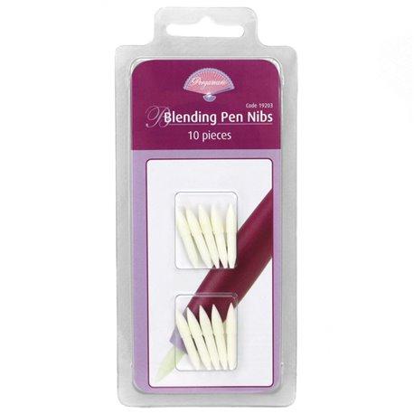 Pergamano pen nibs pour le blending pen nibs 19203 10p
