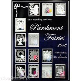 Livre Pergamano Parchment Fairies 2018