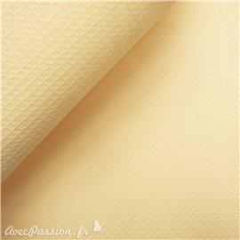 Papier gaufré raviole sabayon