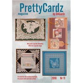 Pretty Cardz Gerti Hofman Lian Qualm modéles parchemin 2018 n11