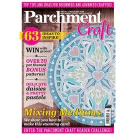 Parchment Craft magazine Pergamano aout 2018