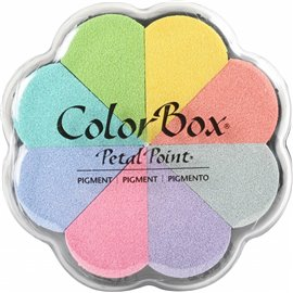 Encreur Clearsnap Color Box palette couleurs pastel