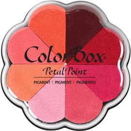 Encreur Clearsnap Color Box palette couleurs kiss