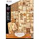 Papier scrapbooking assortiment autumn format A4 10fe