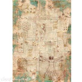 Papier de riz Ciao Bella i codici 22x32cm