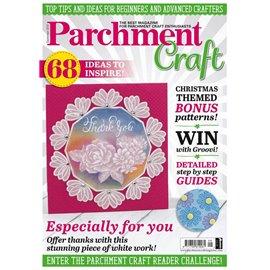 Parchment Craft magazine Pergamano septembre 2018