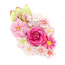 Fleurs Prima misty rose lafayette 14p