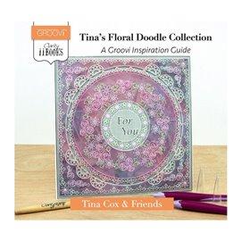 Livre Groovi Tina's Floral Doodle Collection