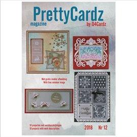 Pretty Cardz Gerti Hofman Lian Qualm modéles parchemin 2018 n12