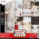 Papier scrapbooking assortiment snow and the city 12fe 30x30