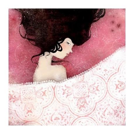 Carte postale Anne Julie Aubry earling morning