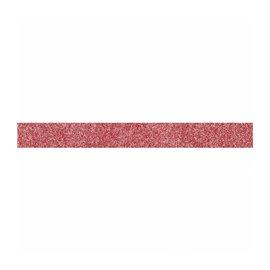 Masking tape glitter paillette rose rouleau