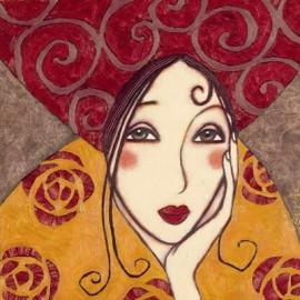 Carte postale Corinne Reignier lola