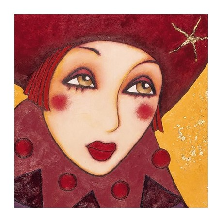 Carte postale Corinne Reignier cintia
