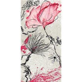 Carte d'art Valie Le Boeuf Rosalie 14x28 cm