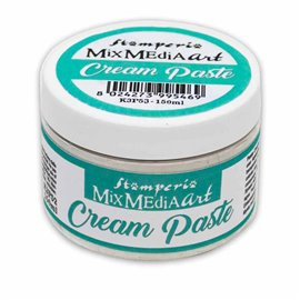 Pate cream paste pour moule souple stamperia