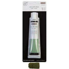 Wax paste ReDesign métallique vert olive