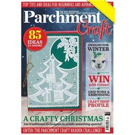 Parchment Craft magazine Pergamano décembre2018