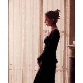 Carte postale Vettriano beautiful dreamer