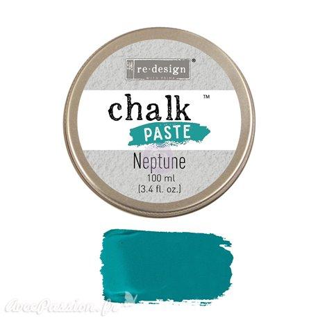 Pâte de craie chalk paste ReDesign with Prima blanc